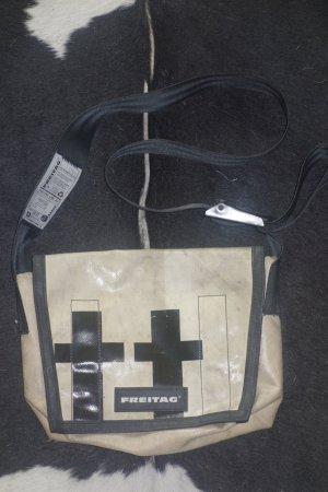 Org. FREITAG F11 Lassie Messenger bag/Umhängetasche mit coolem Muster
