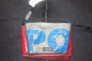 Org. FREITAG F12 Dragnet Messenger bag/Umängetasche