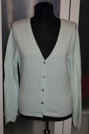 Org. FTC Kaschmir Cardigan in mint 38/40