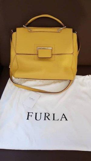 Org. Furla Handtasche neuwertig