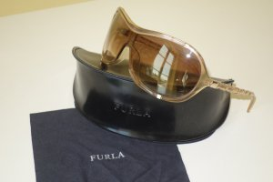 Furla Occhiale da sole color carne
