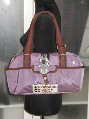 Org. GEORGE GINA & LUCY Tasche lila