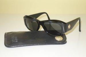 Org. GIANNI VERSACE vintage Sonnenbrille schwarz Medusa Logo