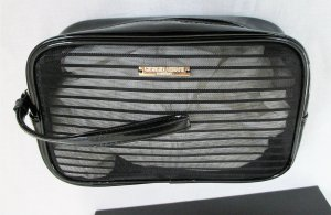 Giorgio  Armani Pochette black-gold-colored polyester