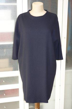 Org. GOAT oversized Woll-Kleid in dunkelblau Gr.38