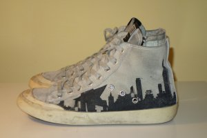 "Org. GOLDEN GOOSE Francy Hightop Sneaker ""New York Edition"" Gr.38"