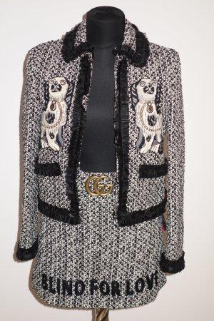 Gucci Tailleur nero-bianco