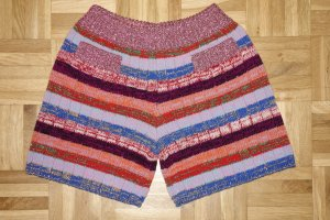 Org. GUCCI Shorts aus Wolle mit Lurex Gr.XS