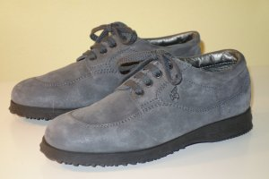 Org. HOGAN Sneaker in anthrazit Gr.37,5