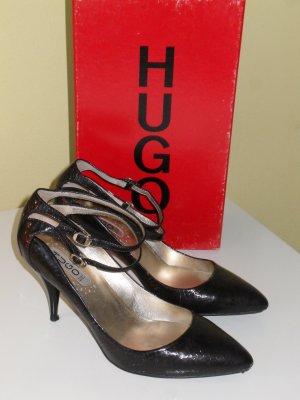 Org. HUGO Hugo Boss Pumps schwarz inkl. Karton