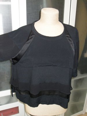 Iro Oversized shirt zwart