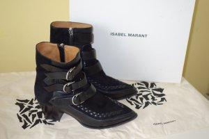 Isabel Marant Scarpina di lana nero