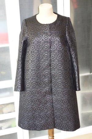 Issa Oversized Coat black