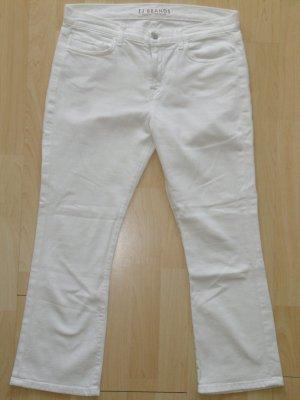 Org. J BRAND GIGI crop Jeans weiss Gr. 30 wie neu