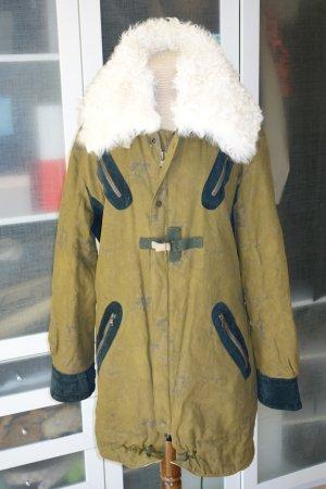 Jet Set Oversized Coat multicolored