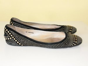 Org. JIMMY CHOO Ballerinas mit Applikationen Gr.40