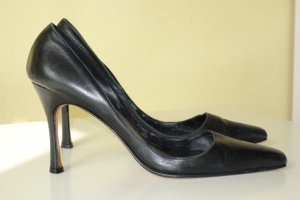 Org. JIMMY CHOO Couture Pumps SATC Gr.40 schwarz