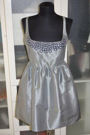 Org. KATE MOSS Topshop Kleid mit Applikationen NEU+Etikett Gr.40