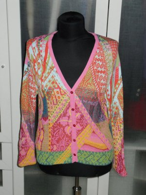 Org. KENZO Jungle Cardigan multicolour 36/38