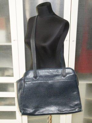 Org. L.CREDI vintage Tasche blau