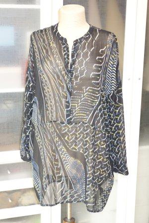 Lala Berlin Tunic multicolored silk