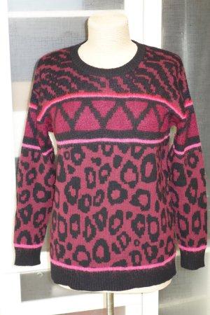 Lala Berlin Jersey de lana multicolor