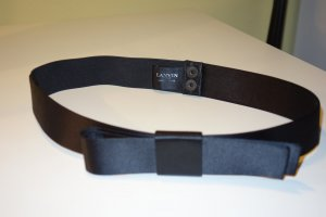 Lanvin Belt black