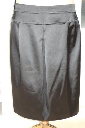 Laurèl Falda midi negro