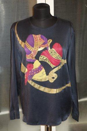 Laurèl Blusa in seta multicolore Seta