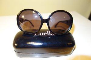 Org. LINDA FARROW x LUELLA oversized Sonnenbrille in schwarz NEU