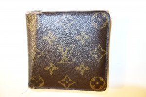 Org. LOUIS VUITTON Florin Portemonnaie Monogram Canvas