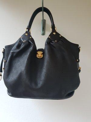 Org.Louis Vuitton Mahina Bag L Chocolate wie neu m.Rechnung