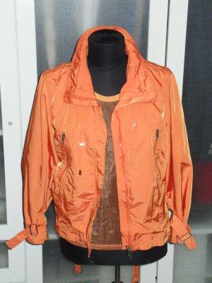 Org. MARC CAIN Sports Sport-Anzug 3-teilig orange Gr.38