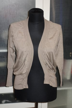 Org. MARNI Strickjacke in beige Gr.34