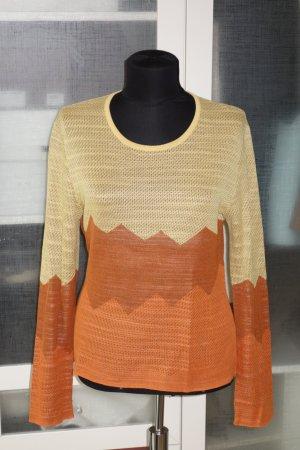 Org. MISSONI Sport Pullover in tollem Design Gr.38/40