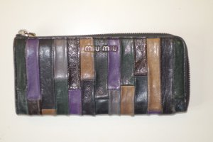 Miu Miu Wallet multicolored leather