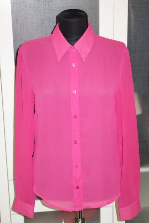 Org. MOSCHINO Bluse in pink Gr.40