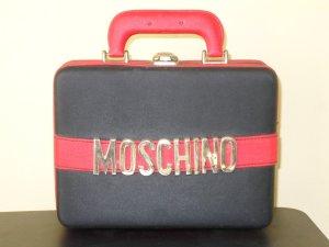 Org. MOSCHINO vintage Köfferchen/Tasche/Umhängetasche rar