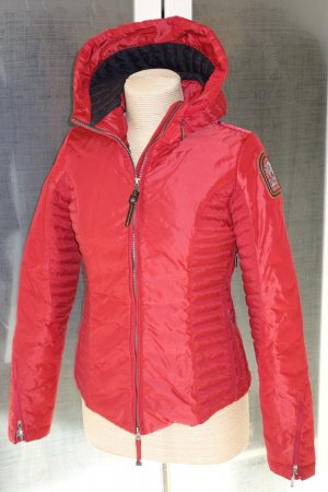 Parajumpers Donsjack donkerrood