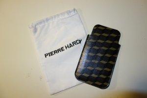 Org. PIERRE HARDY Iphone Case aus Leder mit Muster NEU