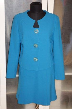 Piú & Piú Ladies' Suit neon blue