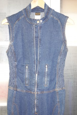Org. PLEIN SUD Jeans Jumpsuit Racing Look Gr.36