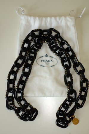 Prada Link Chain black-gold-colored