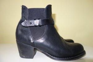 Rag & bone Bottines noir cuir