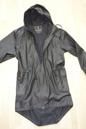 Rains Heavy Raincoat black