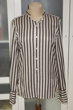 Org. RALPH LAUREN Streifen-Bluse aus Baumwolle Gr.36