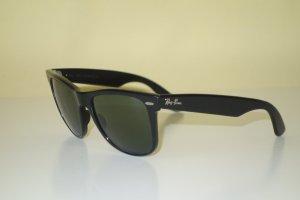 Org. RAY BAN vintage Wayfarer 2 Sonnenbrille schwarz inkl.Etui