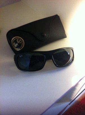 Org RayBan Sonnenbrille schwarz neu Top
