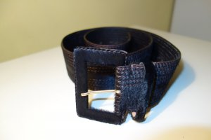 Reptile's House Leather Belt dark brown