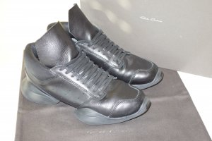 Org. RICK OWENS x ADIDAS tech runner Sneaker Gr.40 Leder inkl.Dustbag
